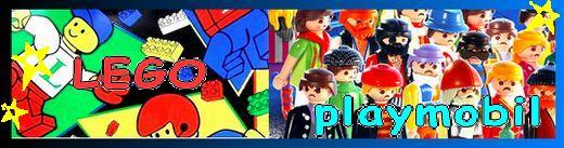LEGO&playmobil